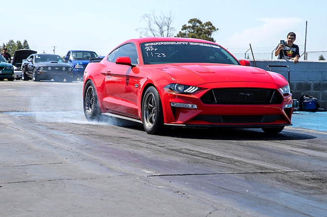 2018 Mustang Track Test 001