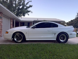 Mustang Cobra Terminator 0-60