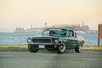 1967 Ford Mustang Shelby Bullitt Tribute 004