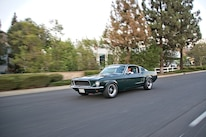 1967 Ford Mustang Shelby Bullitt Tribute 008