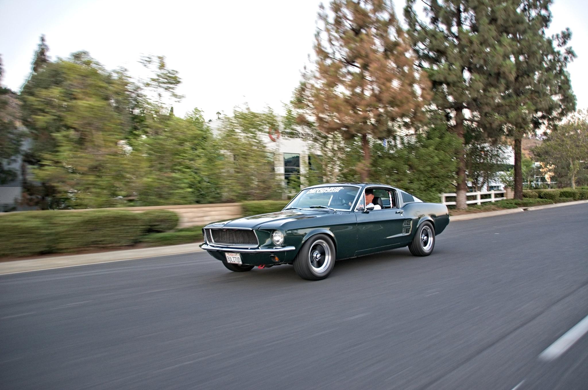 1967 Ford Mustang Shelby Bullitt Tribute 008