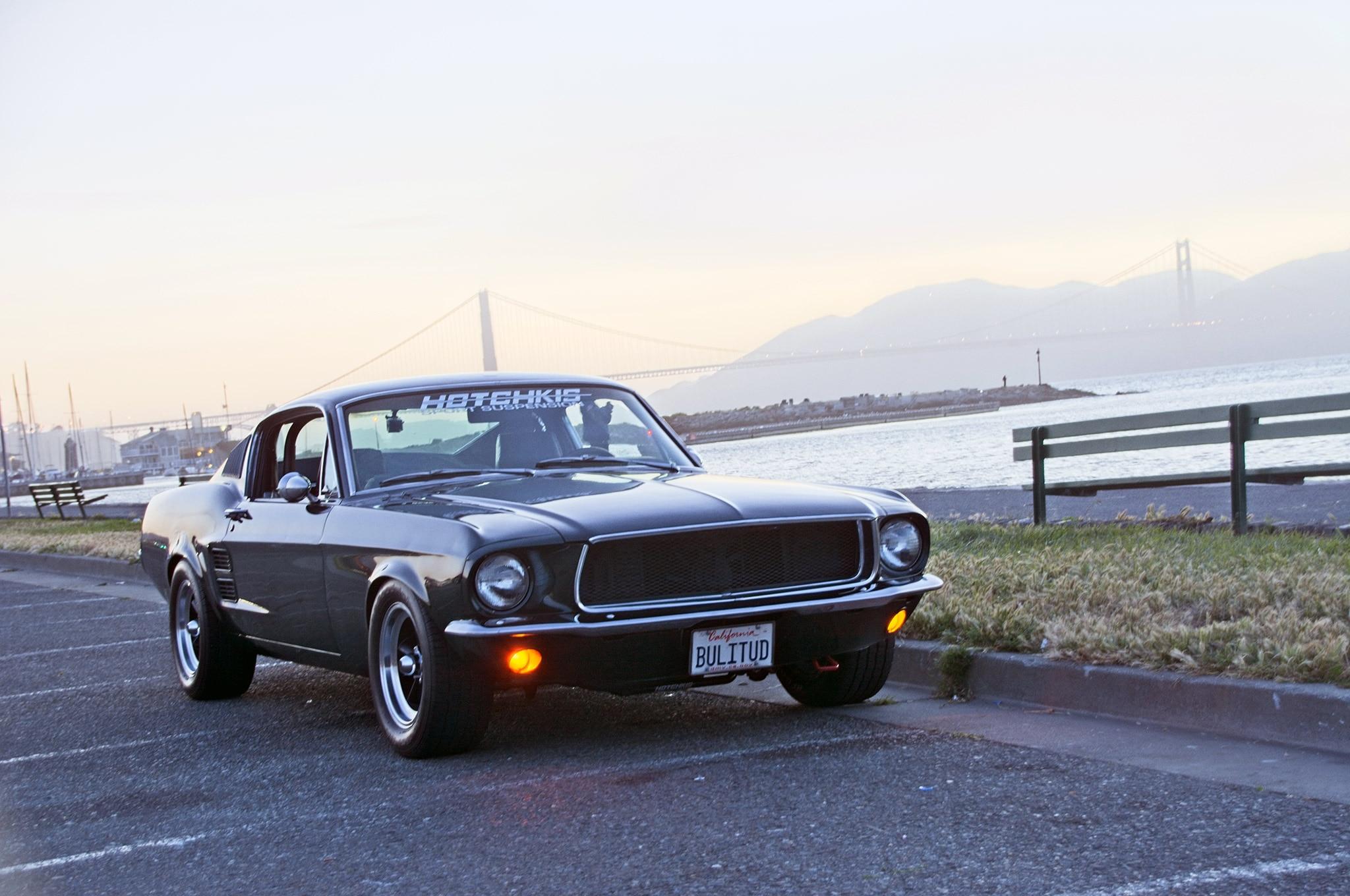 1967 Ford Mustang Shelby Bullitt Tribute 005