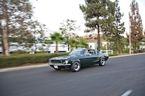 1967 Ford Mustang Shelby Bullitt Tribute 007