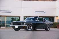 1967 Ford Mustang Shelby Bullitt Tribute 009
