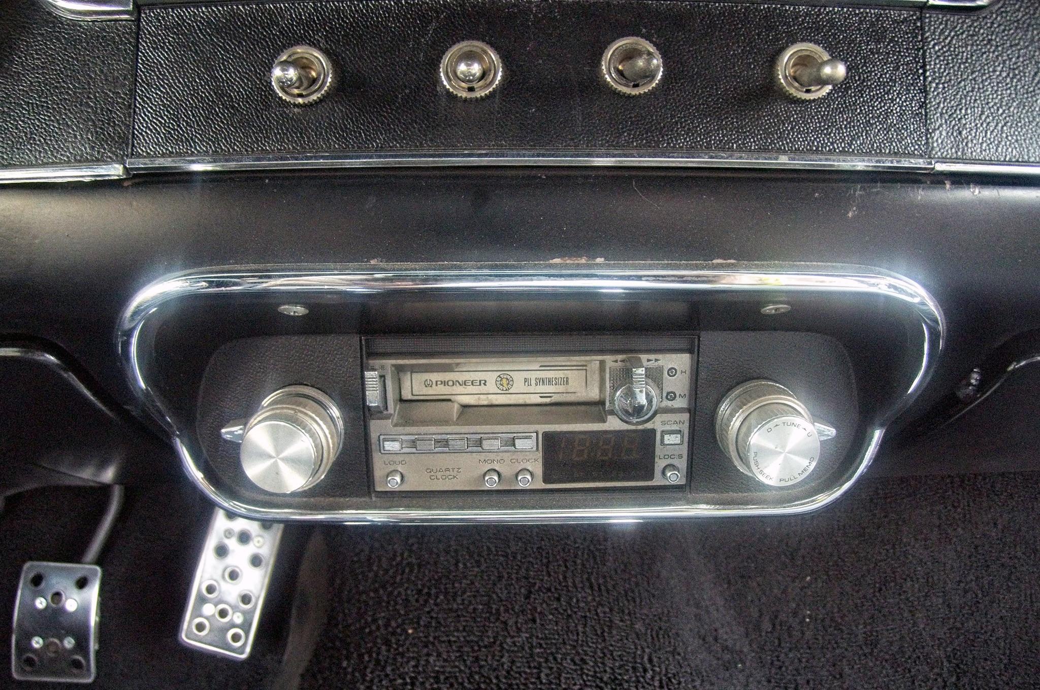 1967 Ford Mustang Shelby Bullitt Tribute 016