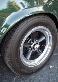 1967 Ford Mustang Shelby Bullitt Tribute 026