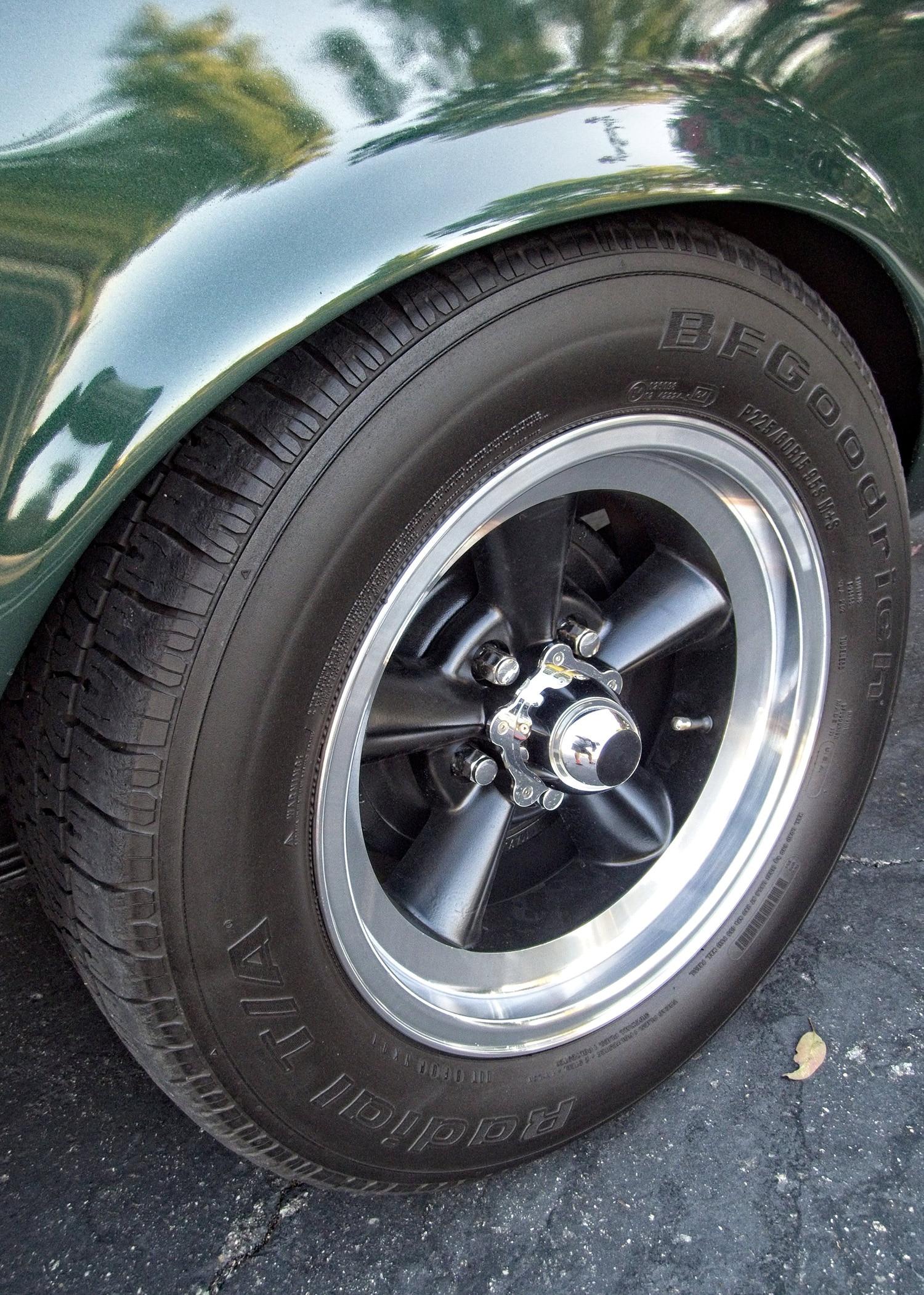 1967 Ford Mustang Shelby Bullitt Tribute 026