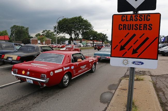 2018 Woodward Dream Cruise 001