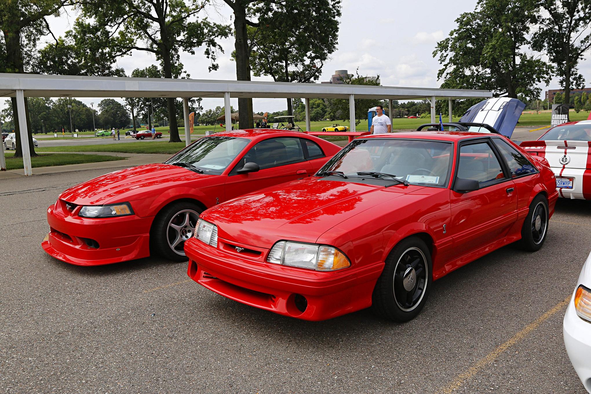 Mustang Memories Show 2018 327