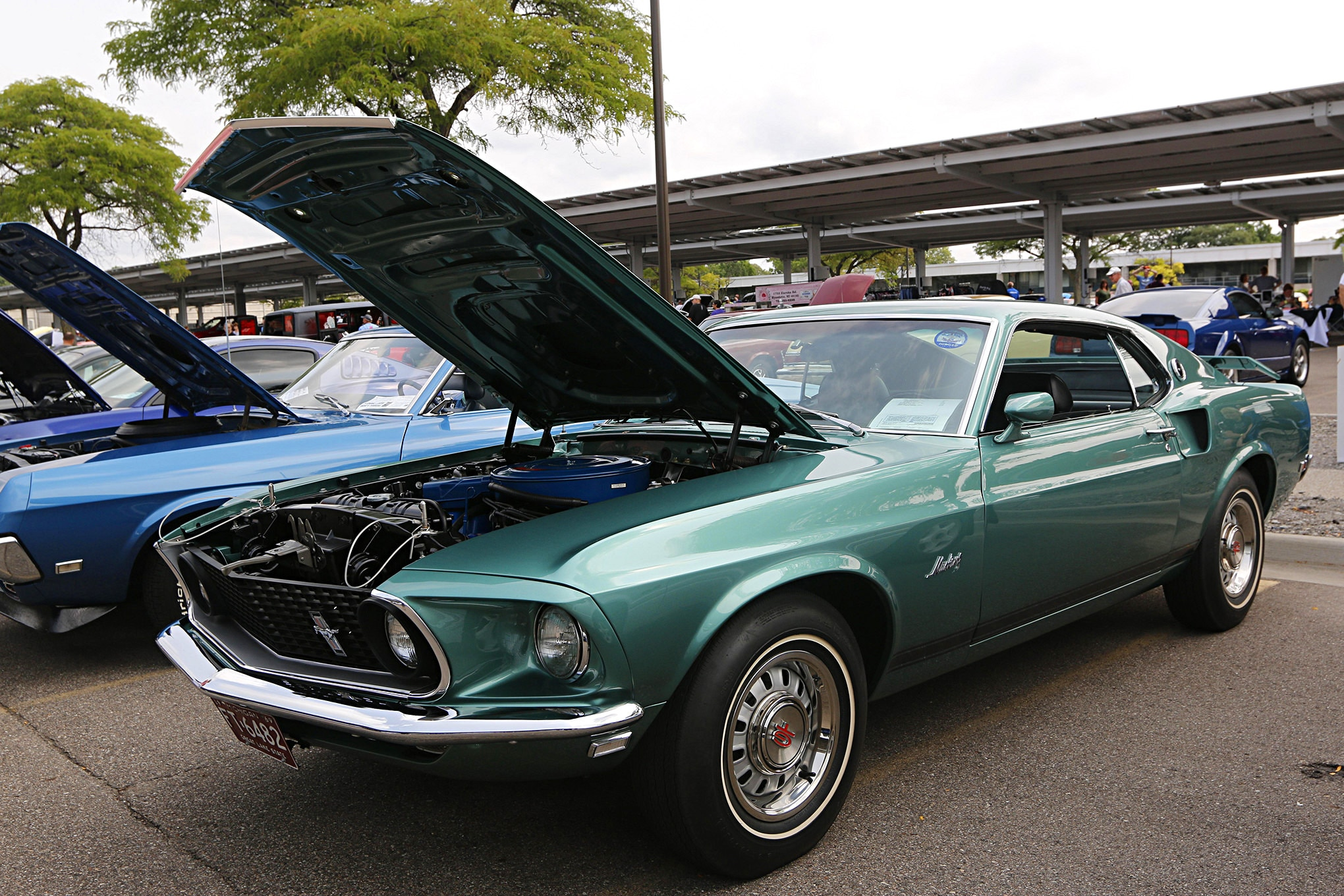 Mustang Memories Show 2018 216