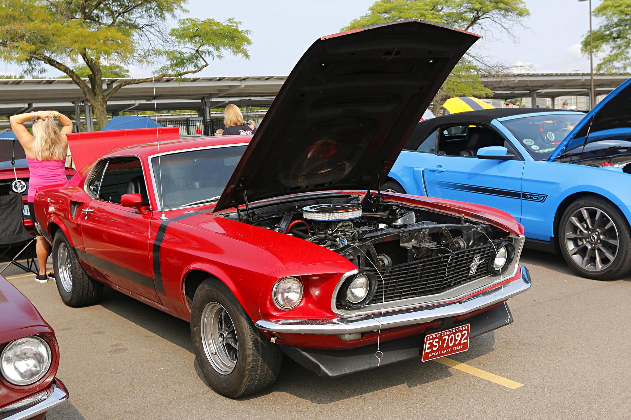 Mustang Memories Show 2018 024
