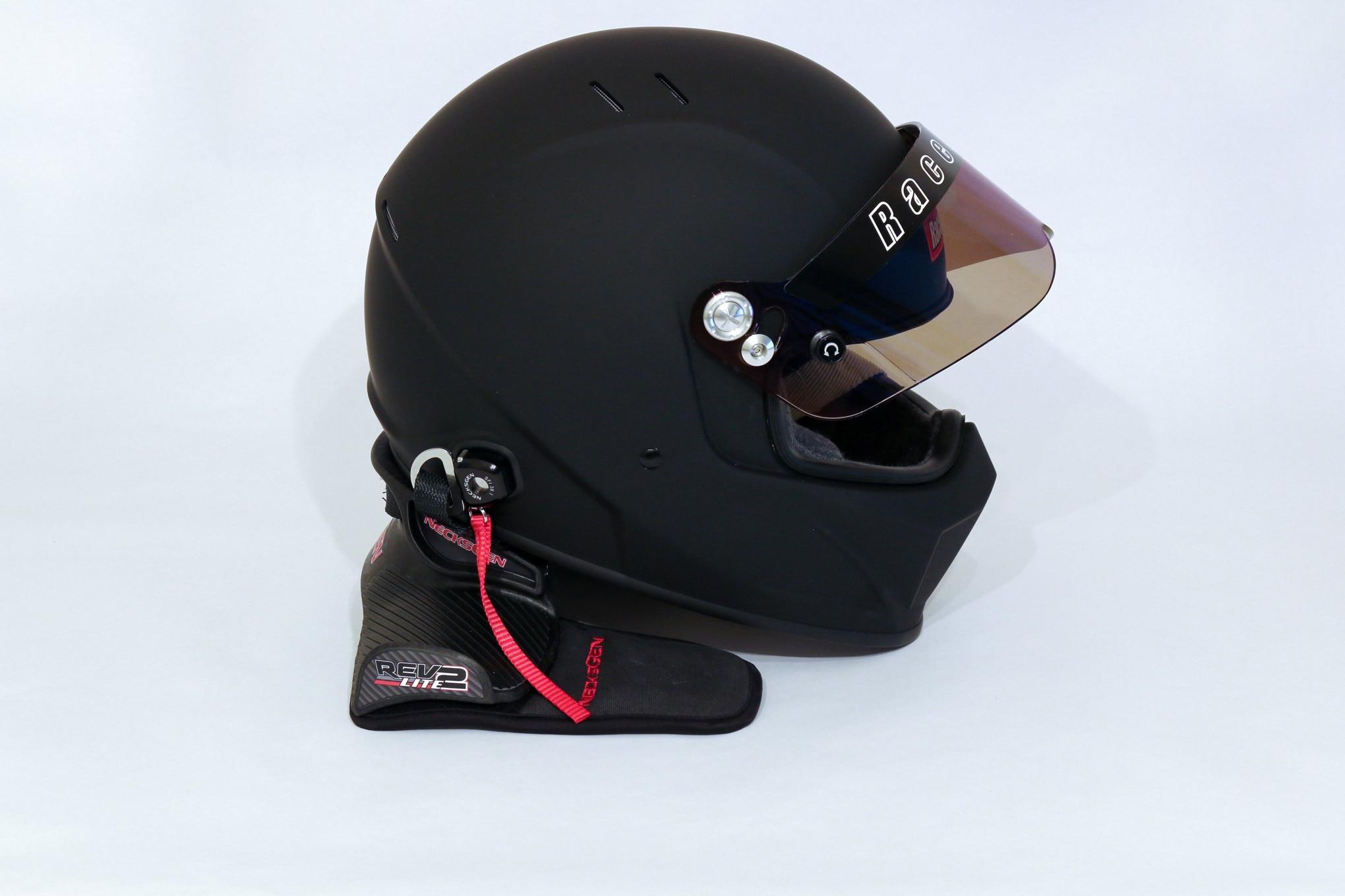 011 Racequip Helmet Vesta15 Necksgen