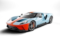 Ford GT Heritage Edition Lead