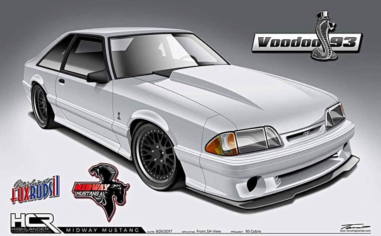 004 Voodoo Cobra