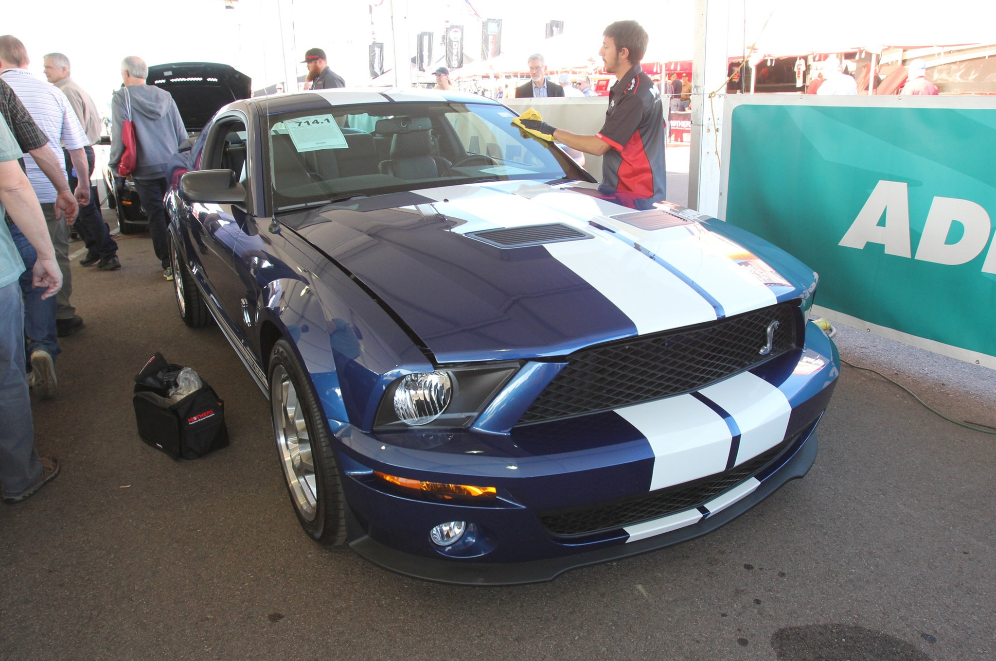 Jack Miller Barn Collection Mustangs Barrett Jackson 29