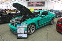 Jack Miller Barn Collection Mustangs Barrett Jackson 04