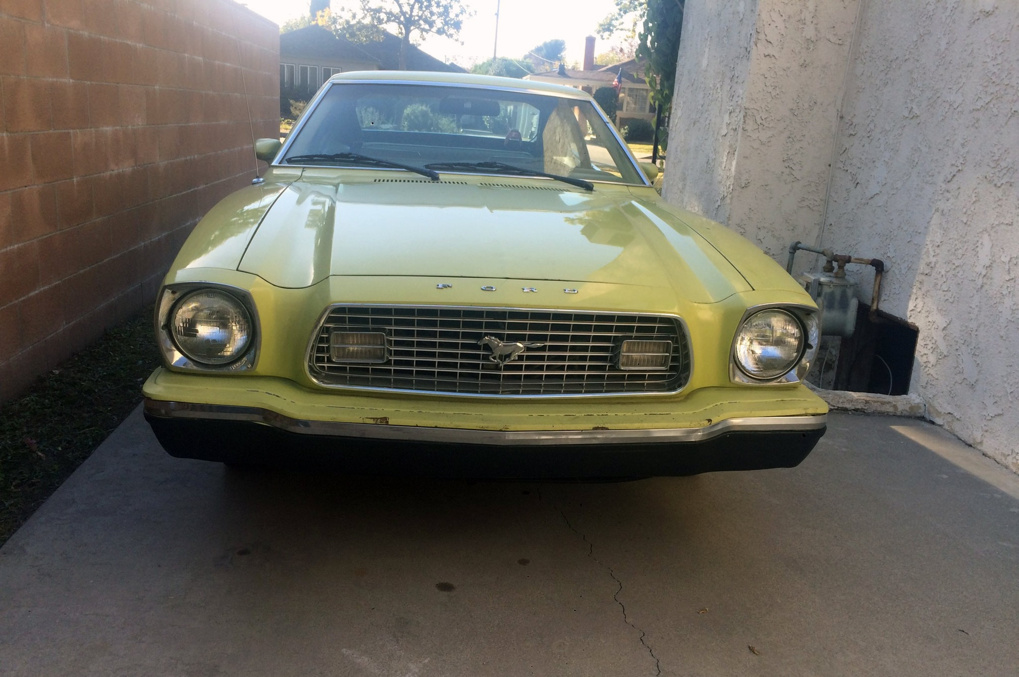 1974 Ford Mustang Ii Project Rodney Finale 09
