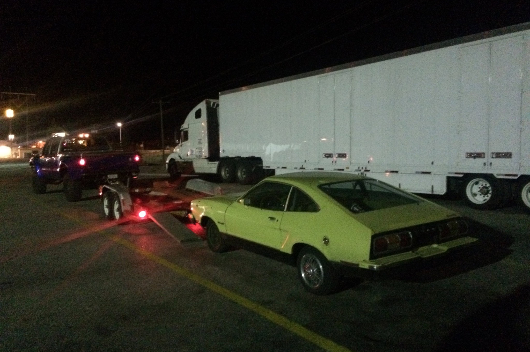 1974 Ford Mustang Ii Project Rodney Finale 05