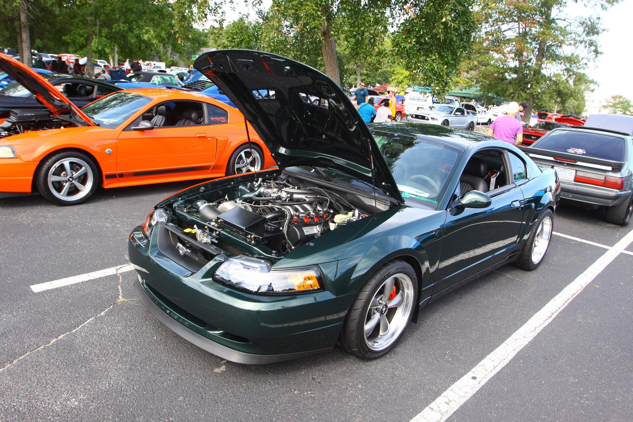 Mustang Week Car Show 2018 12