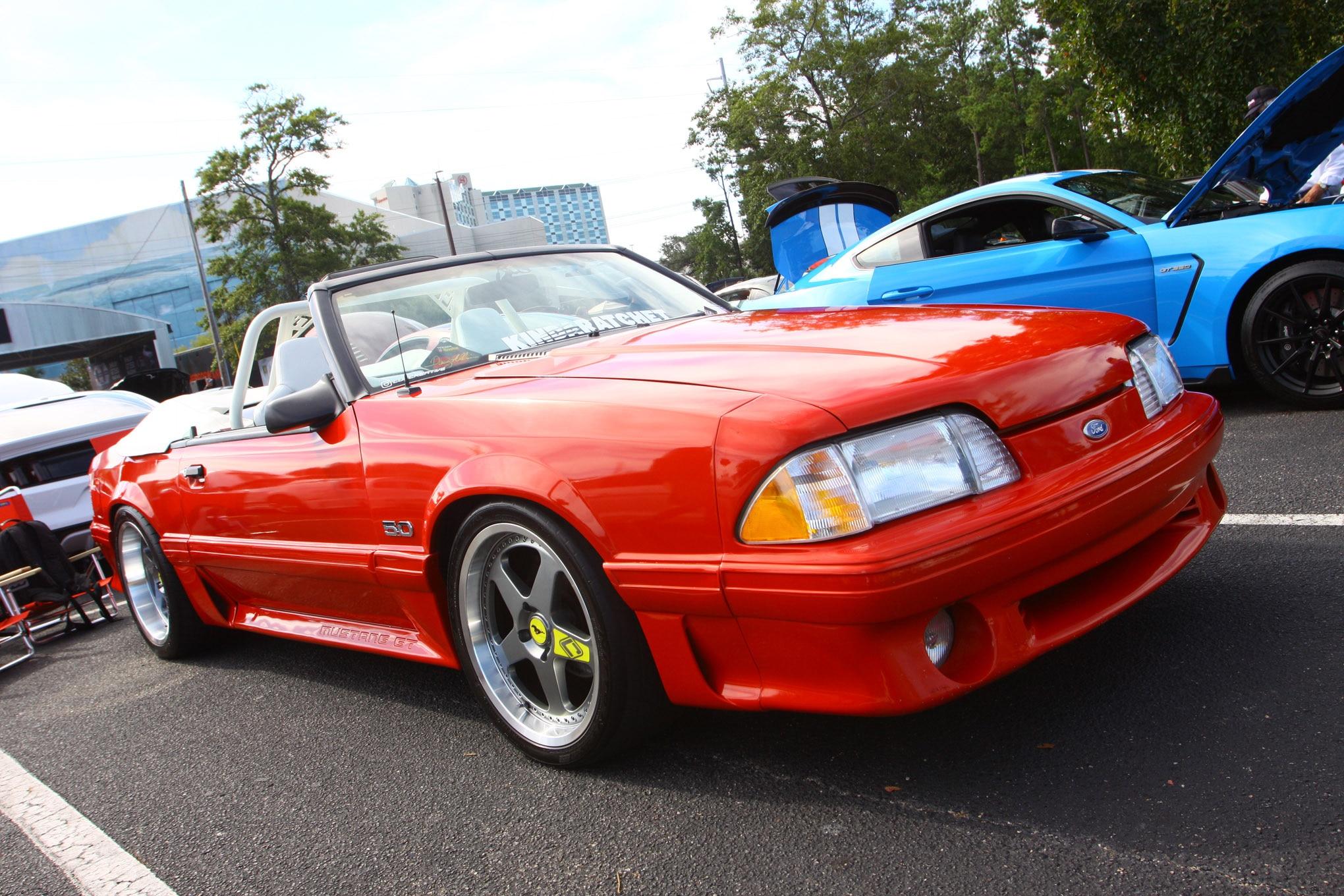 Mustang Week Car Show 2018 10