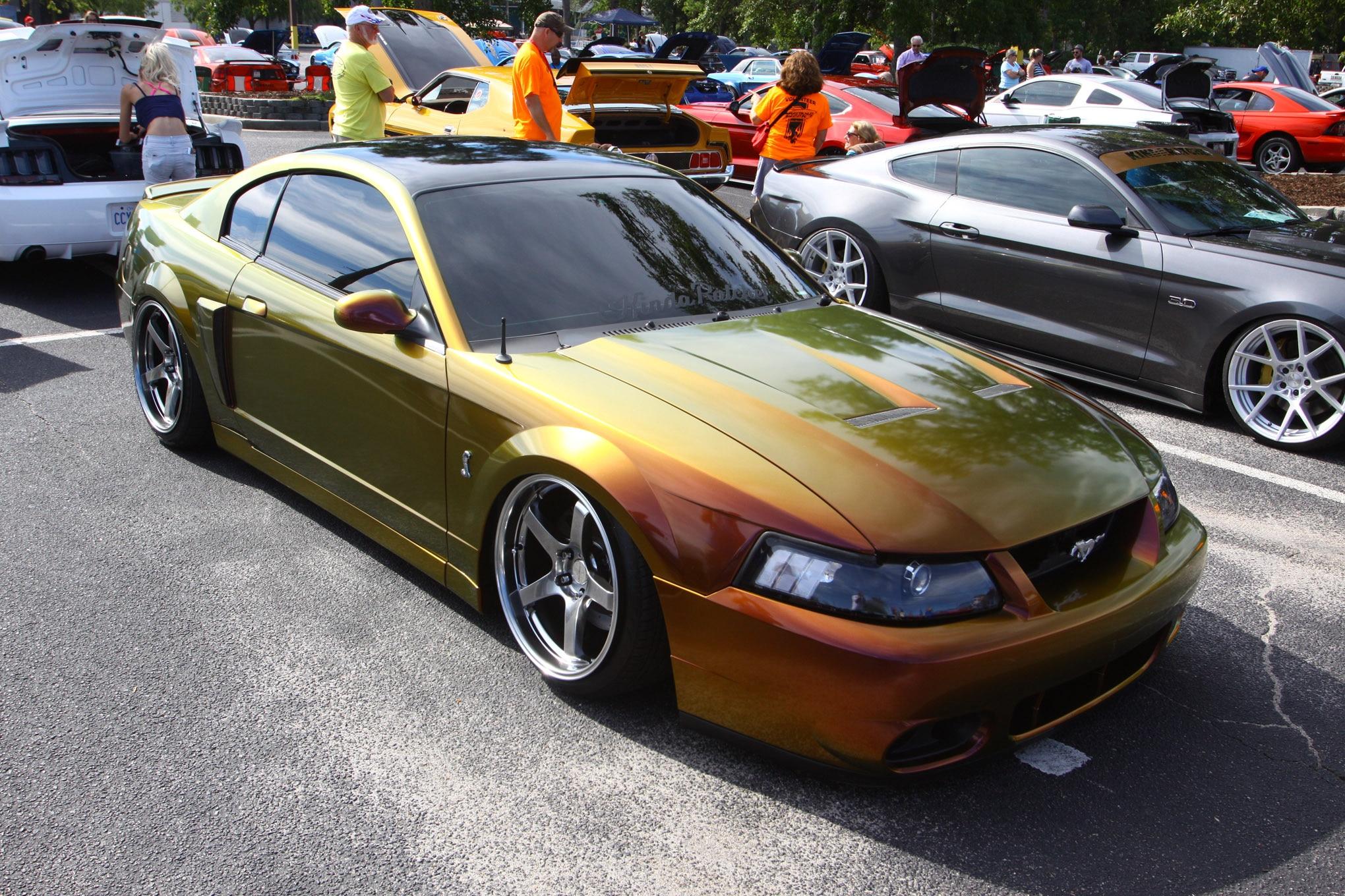 Mustang Week Car Show 2018 8
