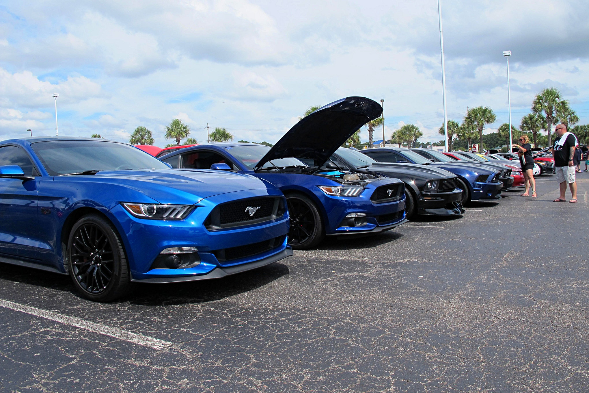 Mustang Week Meet N Greet 204