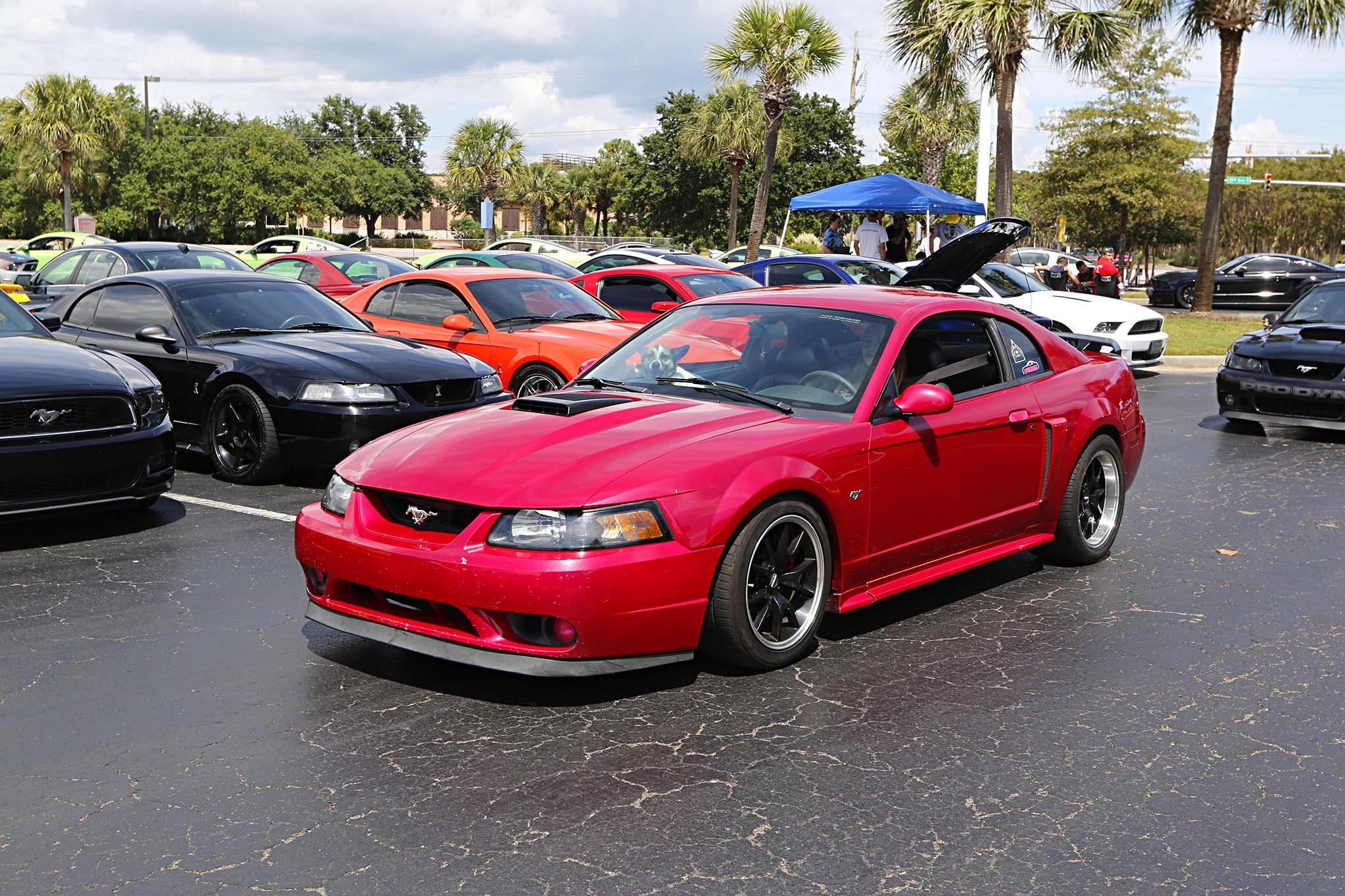 Mustang Week Meet N Greet 198