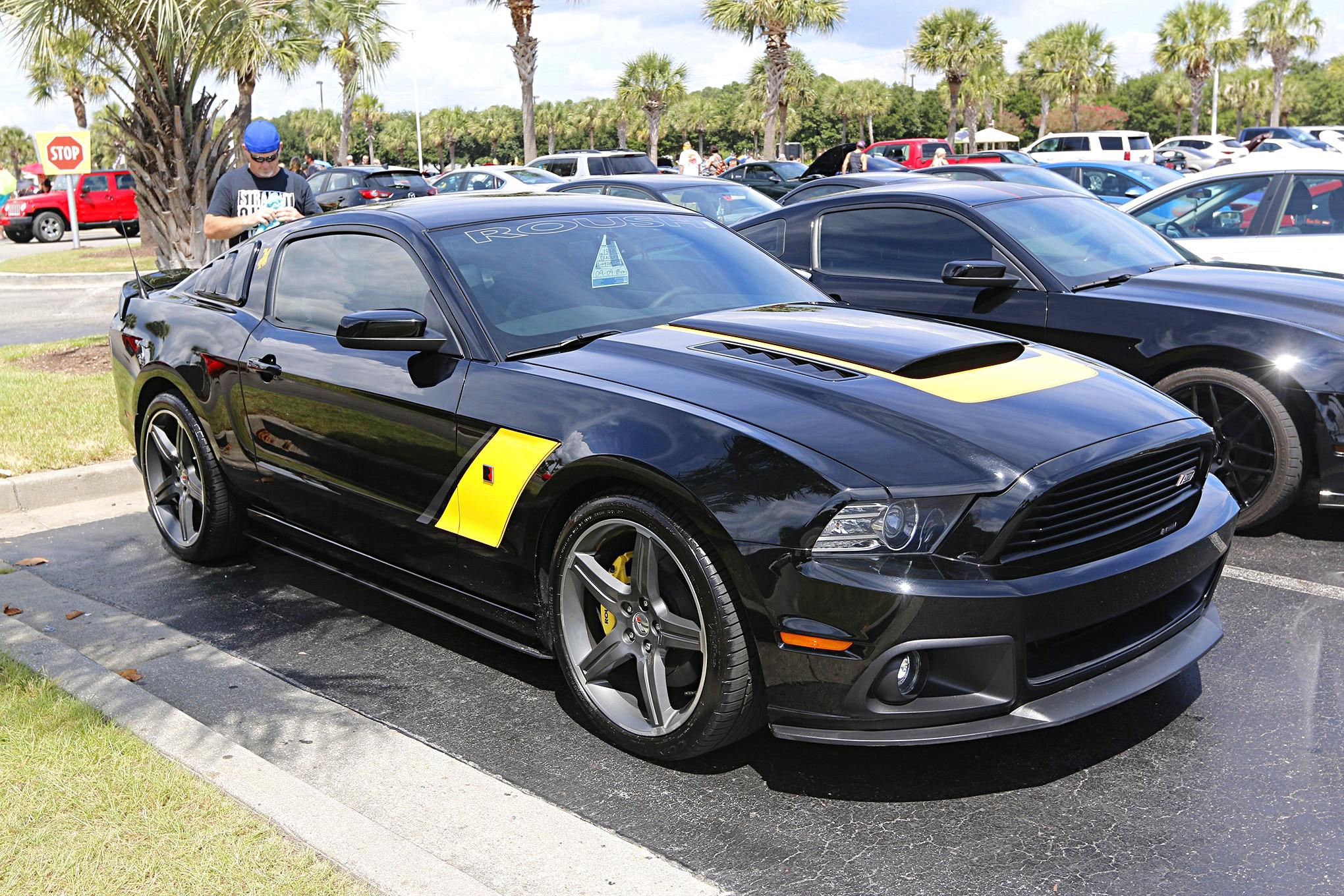 Mustang Week Meet N Greet 180