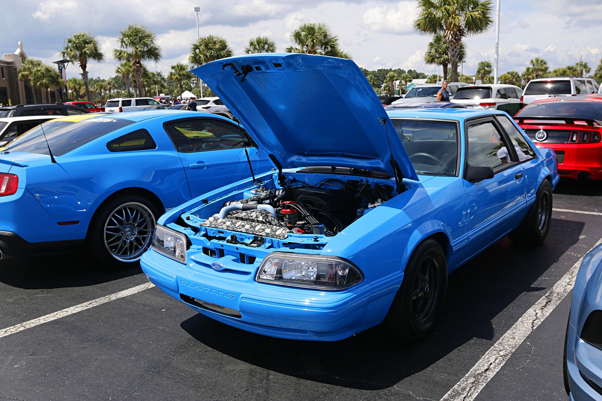 Mustang Week Meet N Greet 176