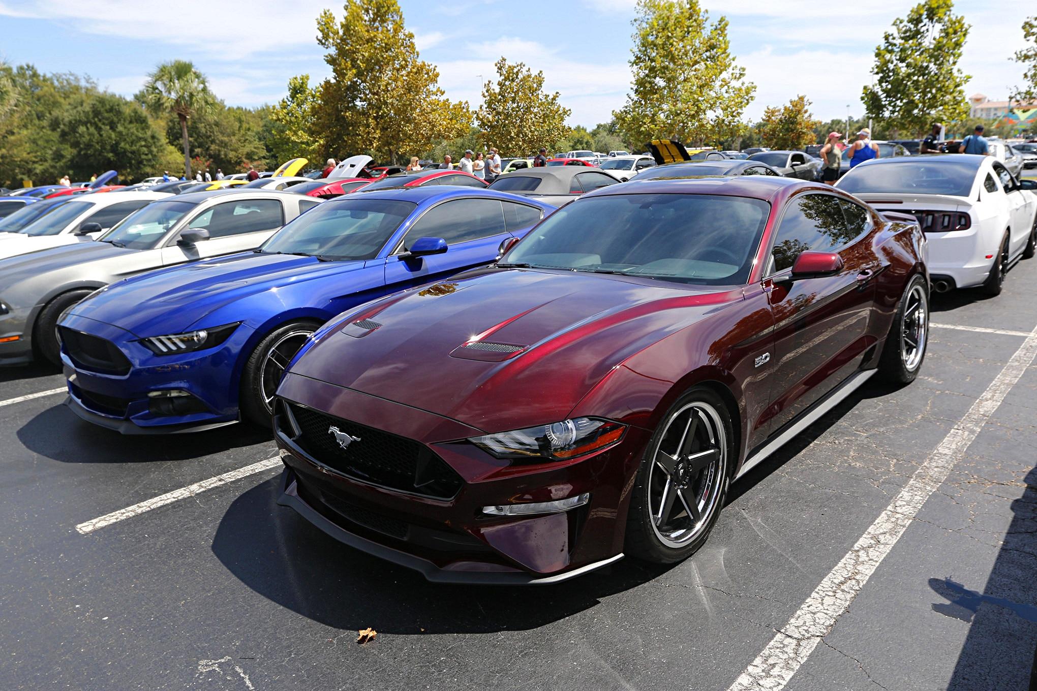 Mustang Week Meet N Greet 174