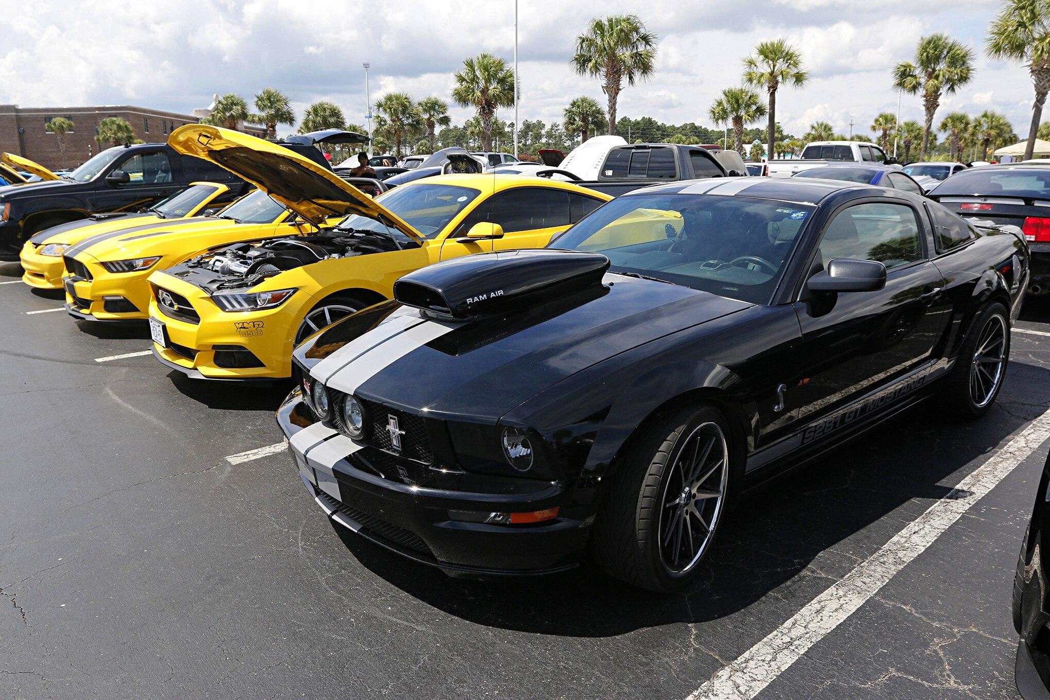 Mustang Week Meet N Greet 173