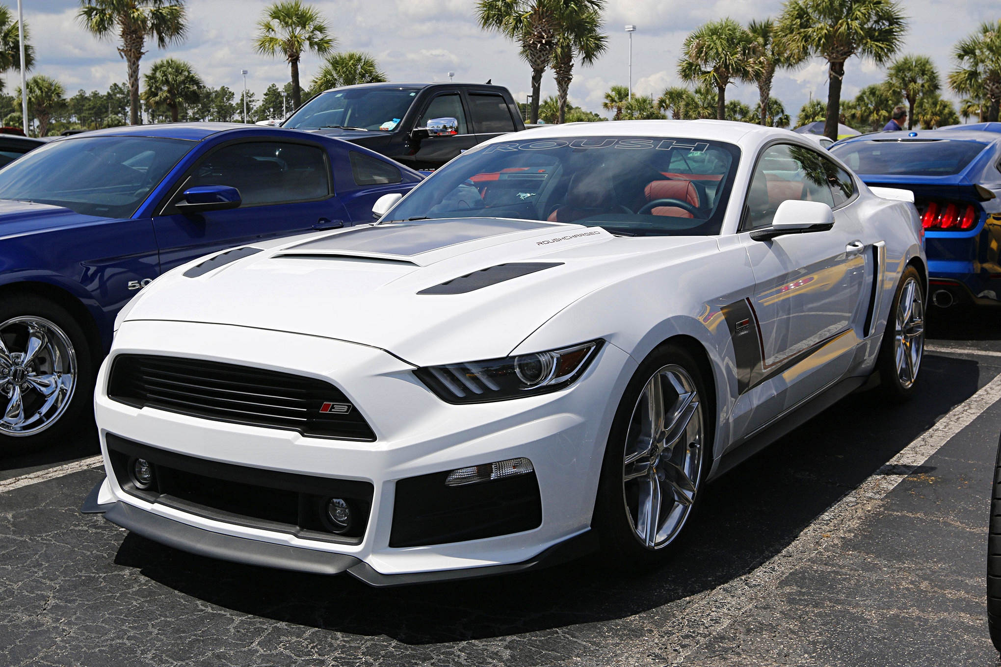 Mustang Week Meet N Greet 172