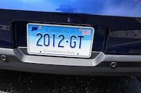 Mustang Week 2018 Vanity Plates 147