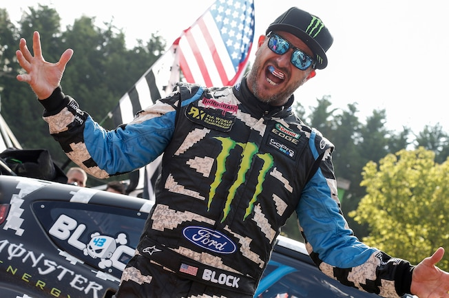 001 All 8 Ken Block Gymkhana Episodes Face