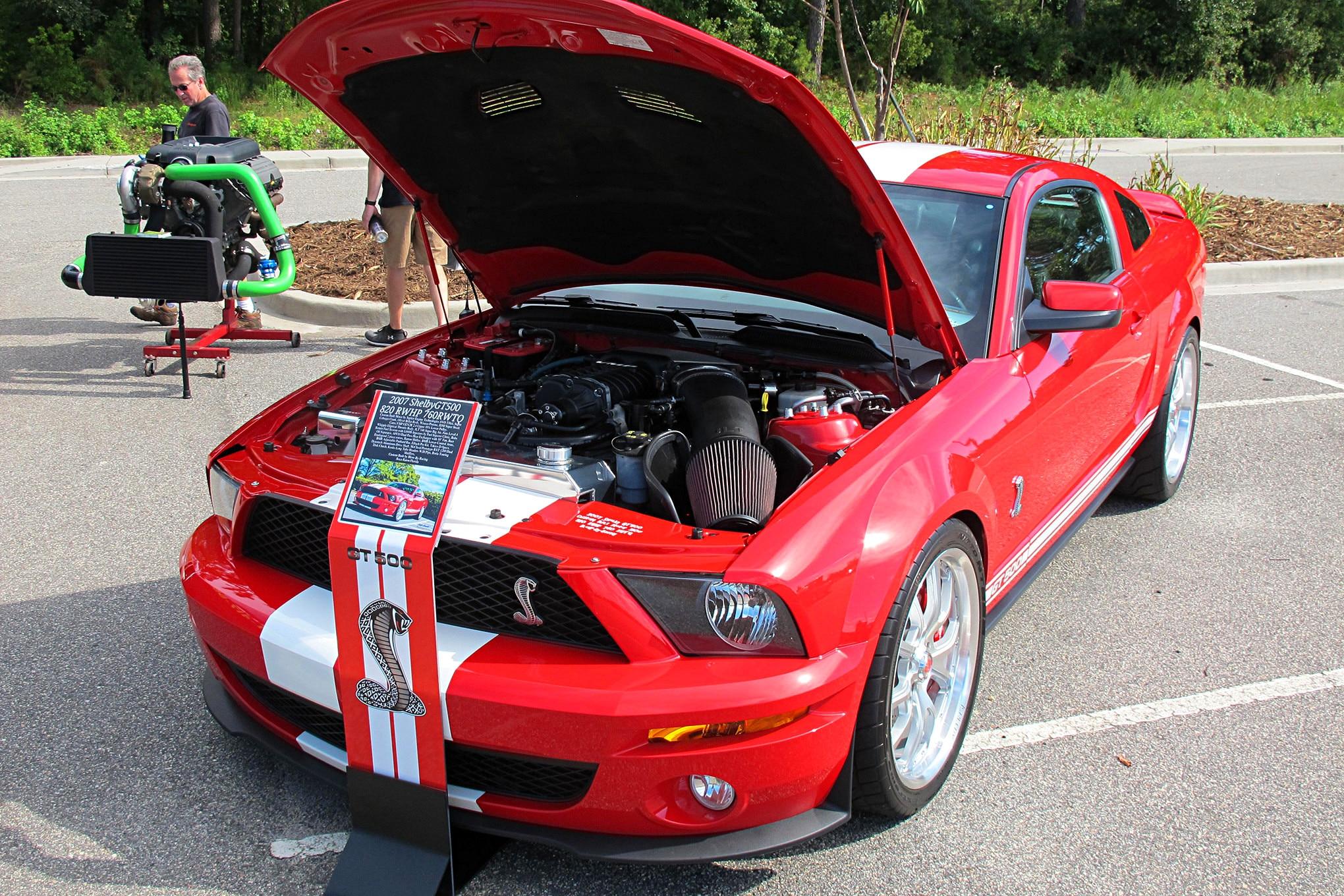 Mustang Week 2018 S197 Mustangs 108