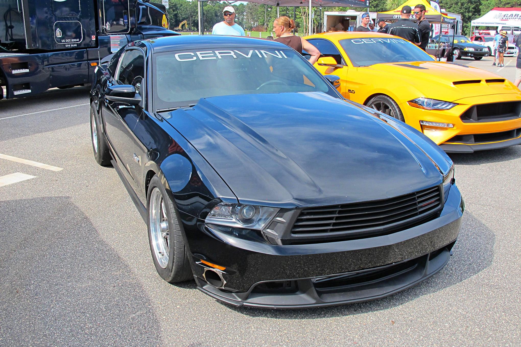 Mustang Week 2018 S197 Mustangs 105