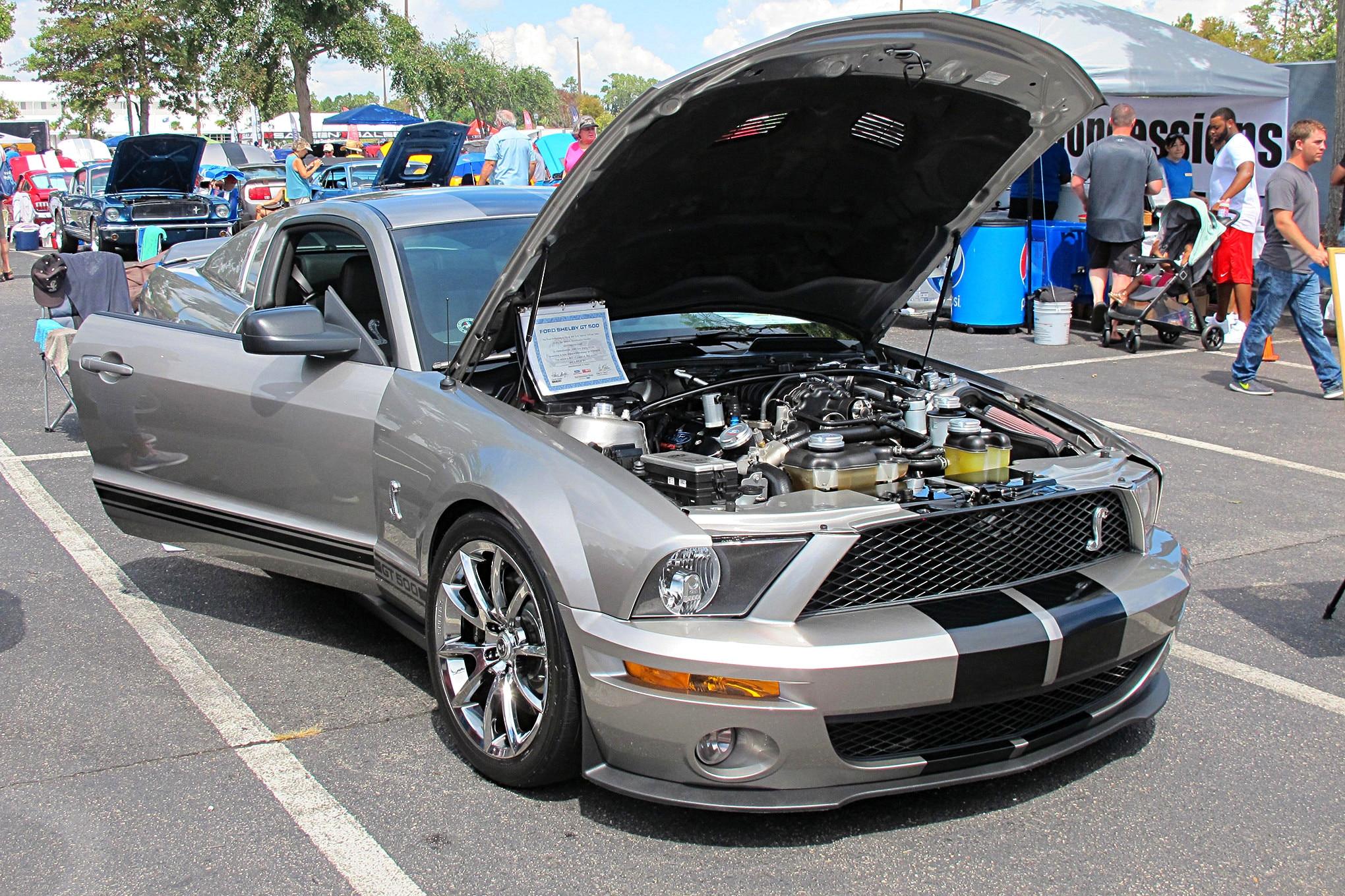 Mustang Week 2018 S197 Mustangs 99