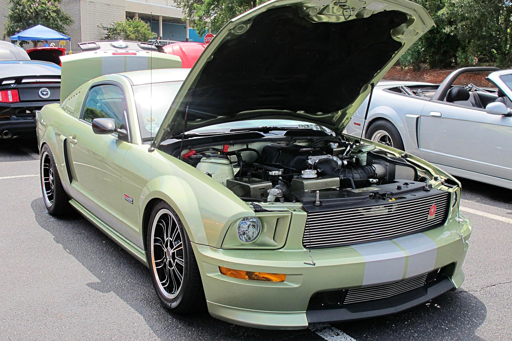 Mustang Week 2018 S197 Mustangs 93