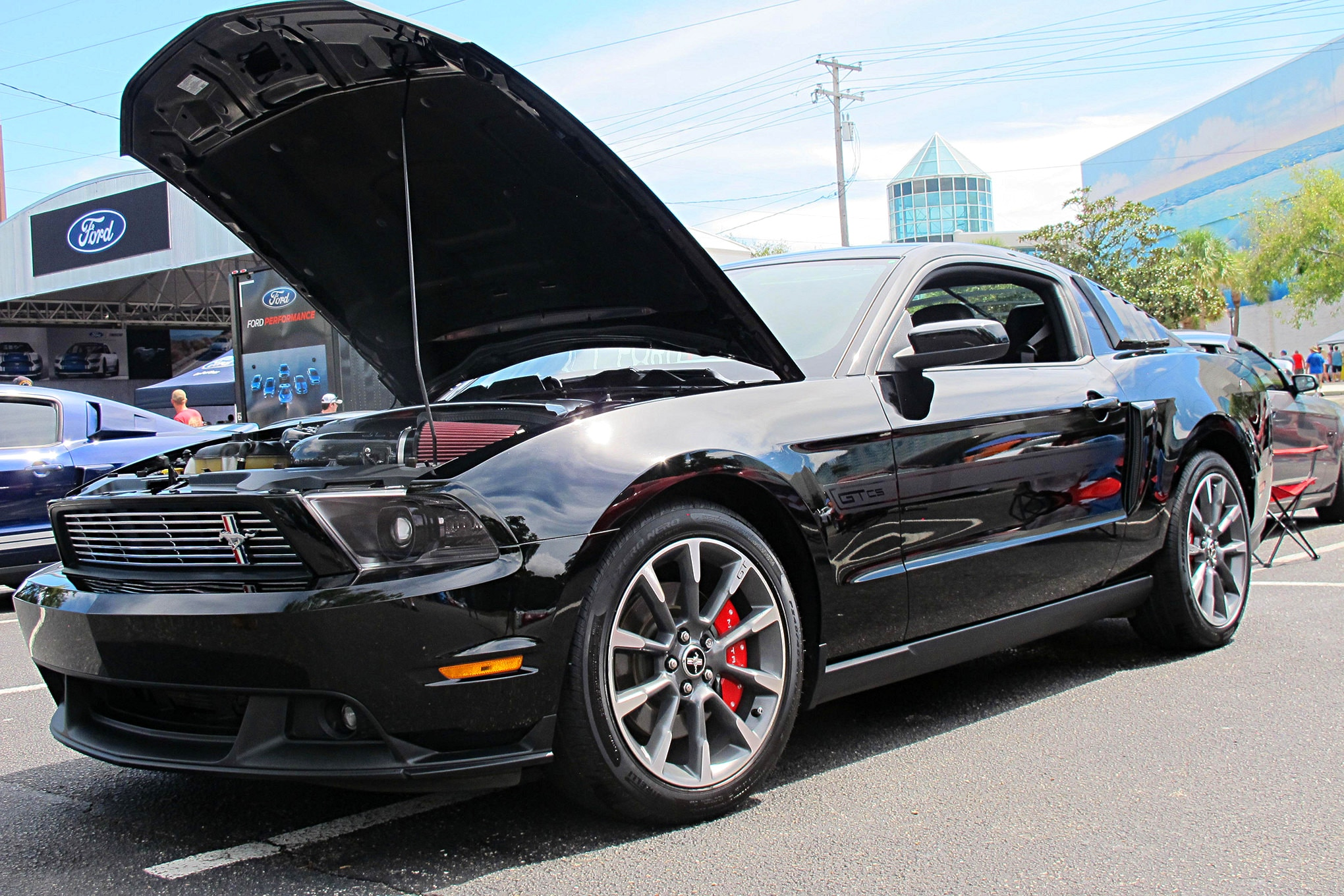 Mustang Week 2018 S197 Mustangs 90