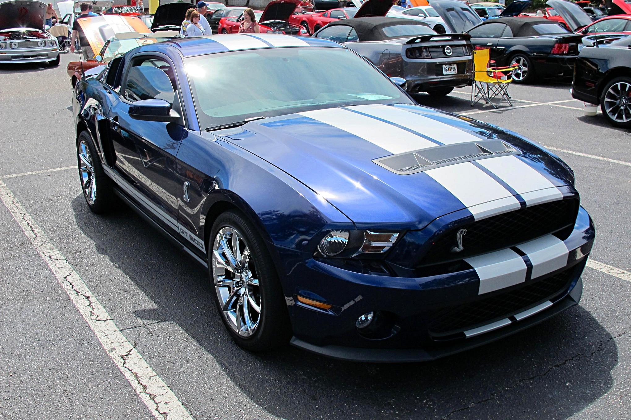 Mustang Week 2018 S197 Mustangs 88