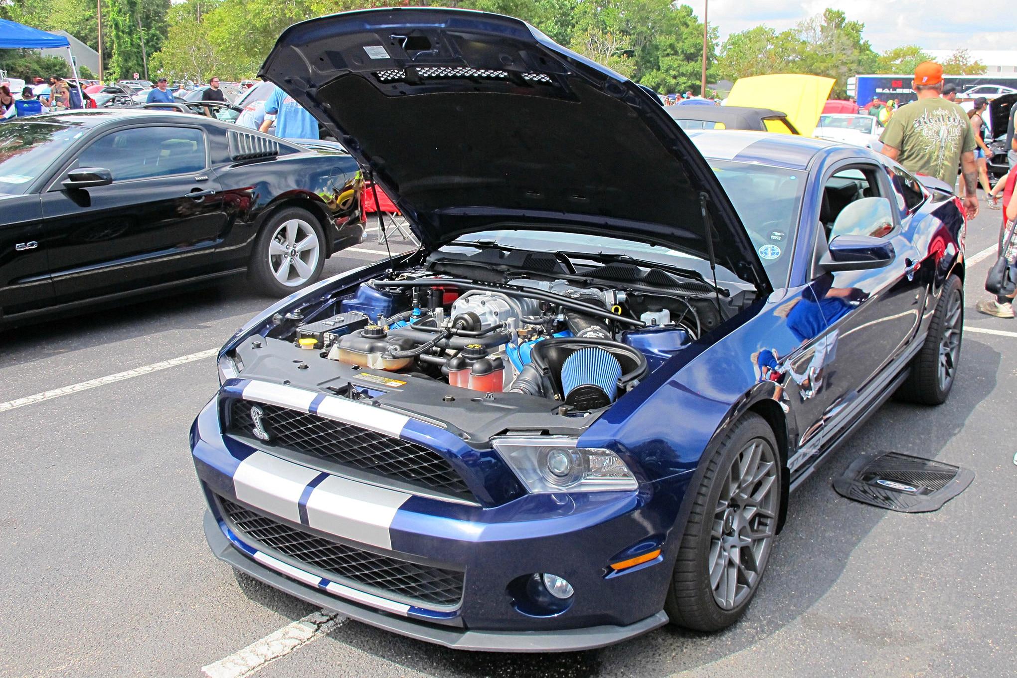 Mustang Week 2018 S197 Mustangs 83
