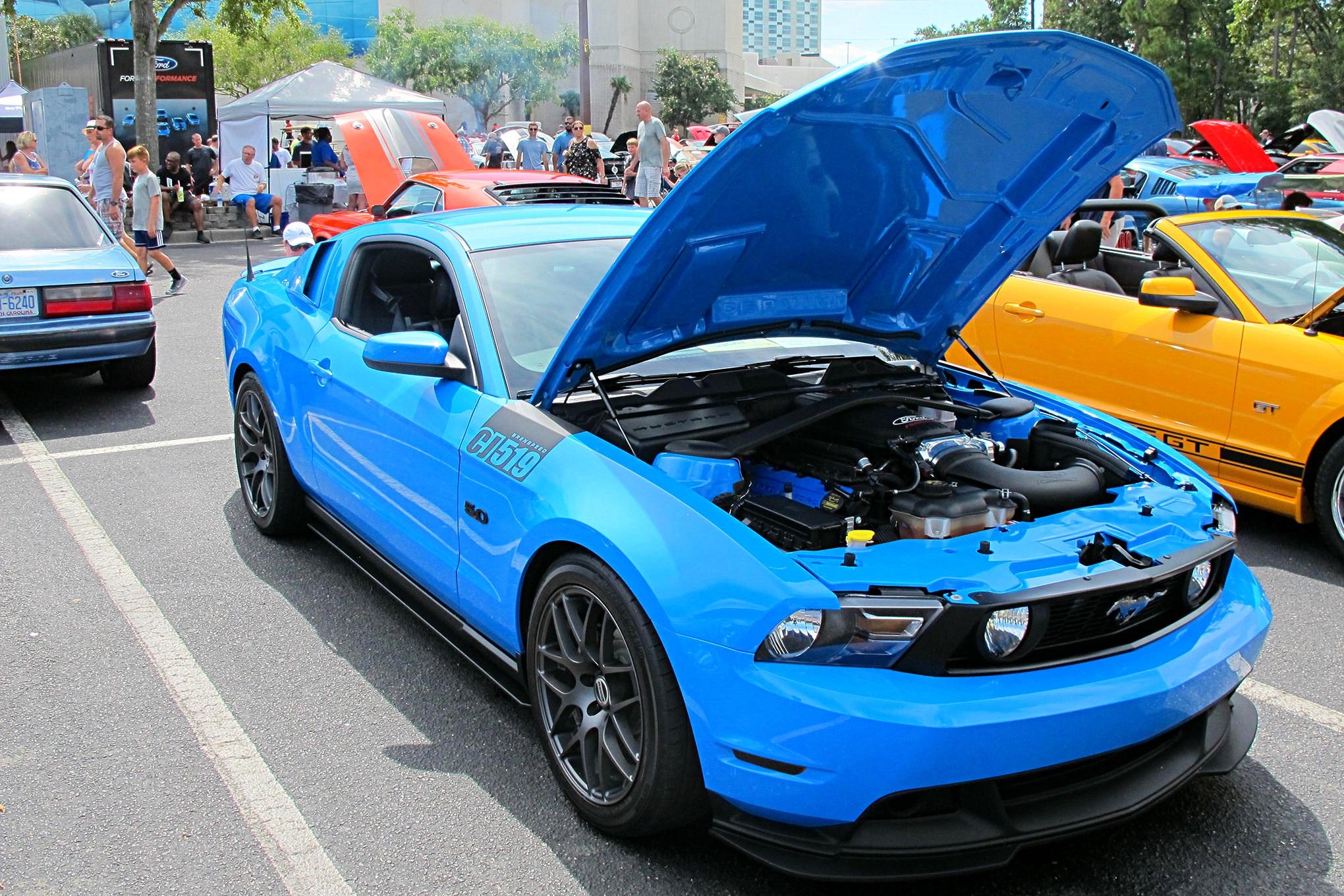 Mustang Week 2018 S197 Mustangs 77