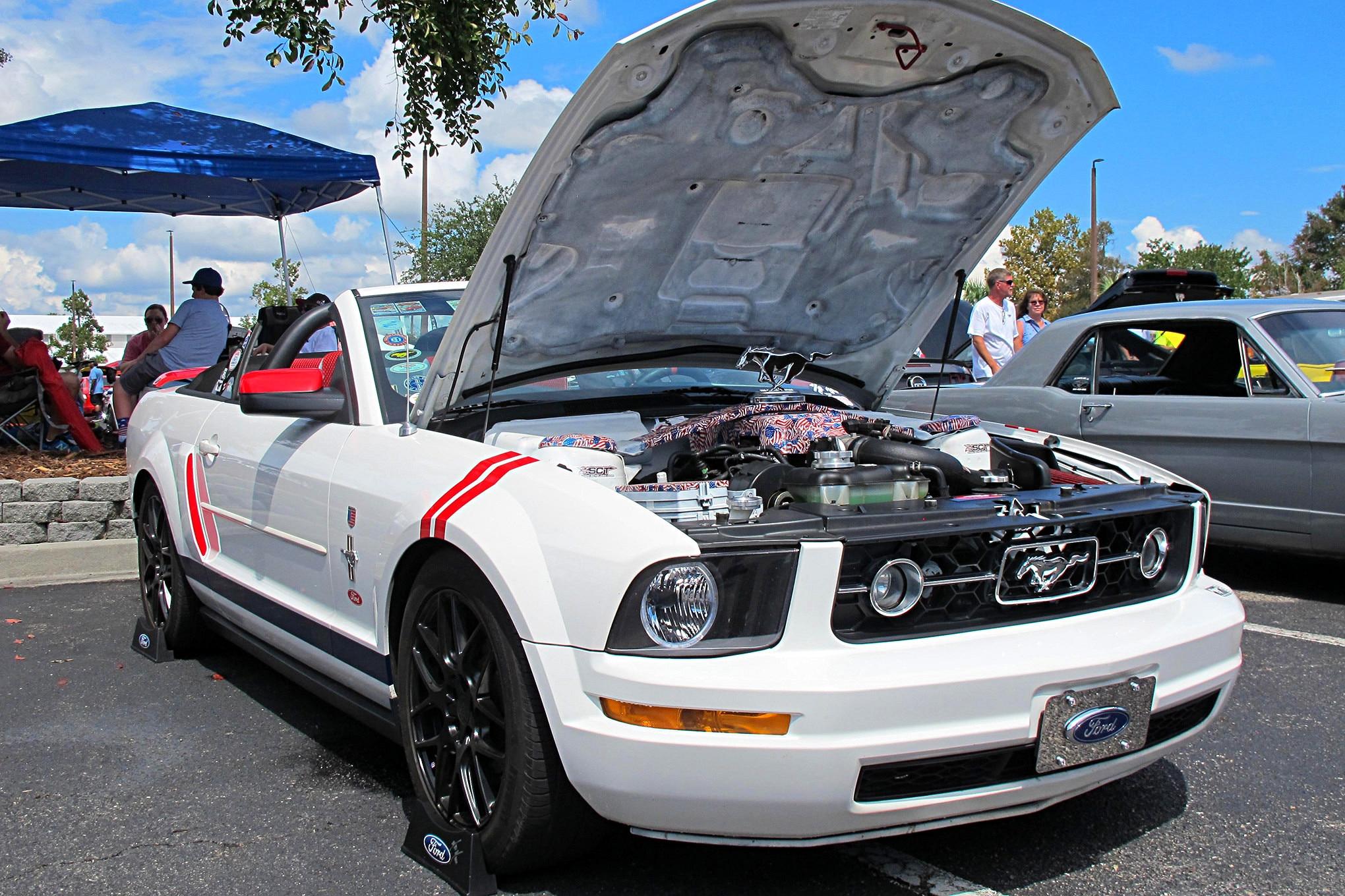 Mustang Week 2018 S197 Mustangs 76