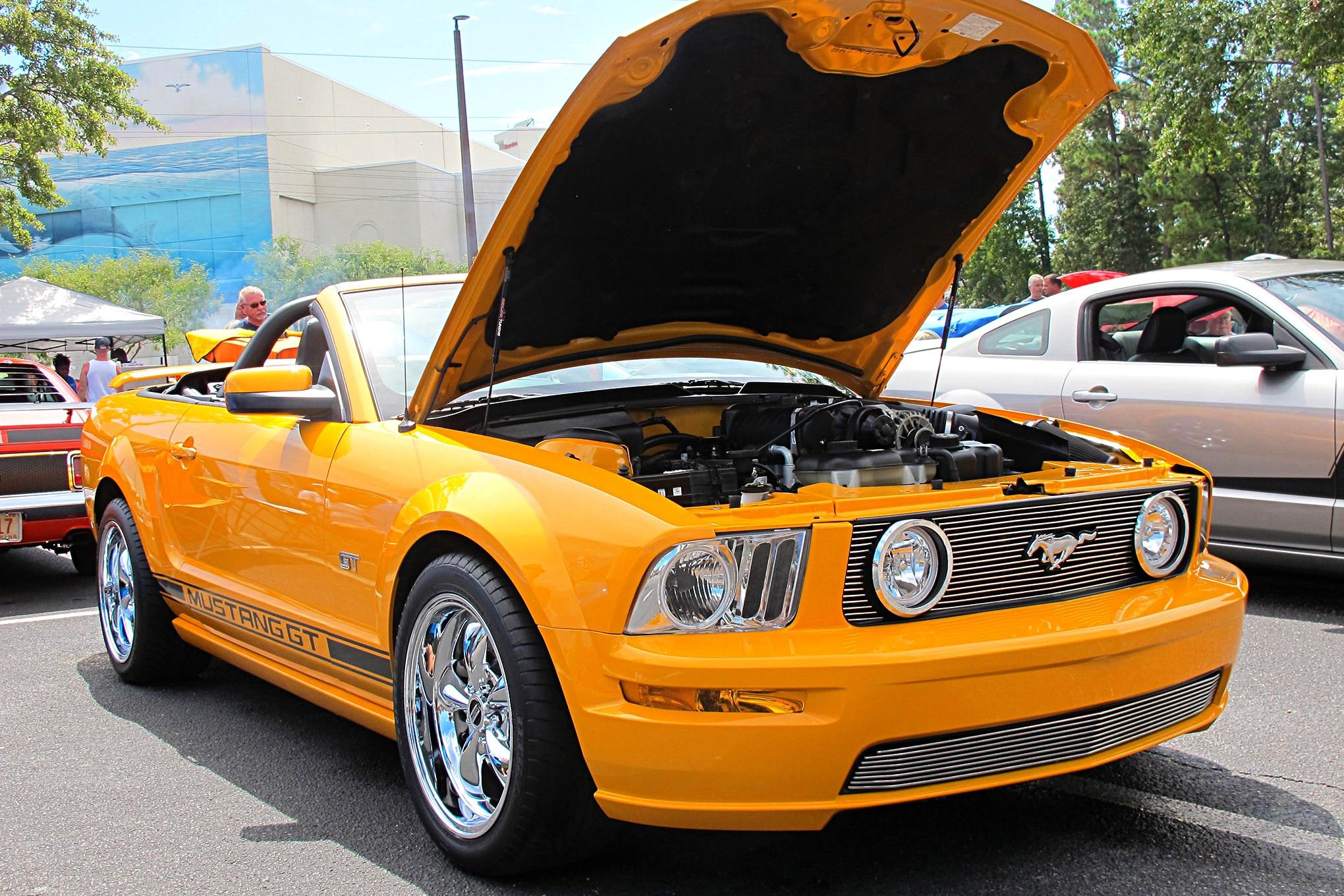 Mustang Week 2018 S197 Mustangs 75