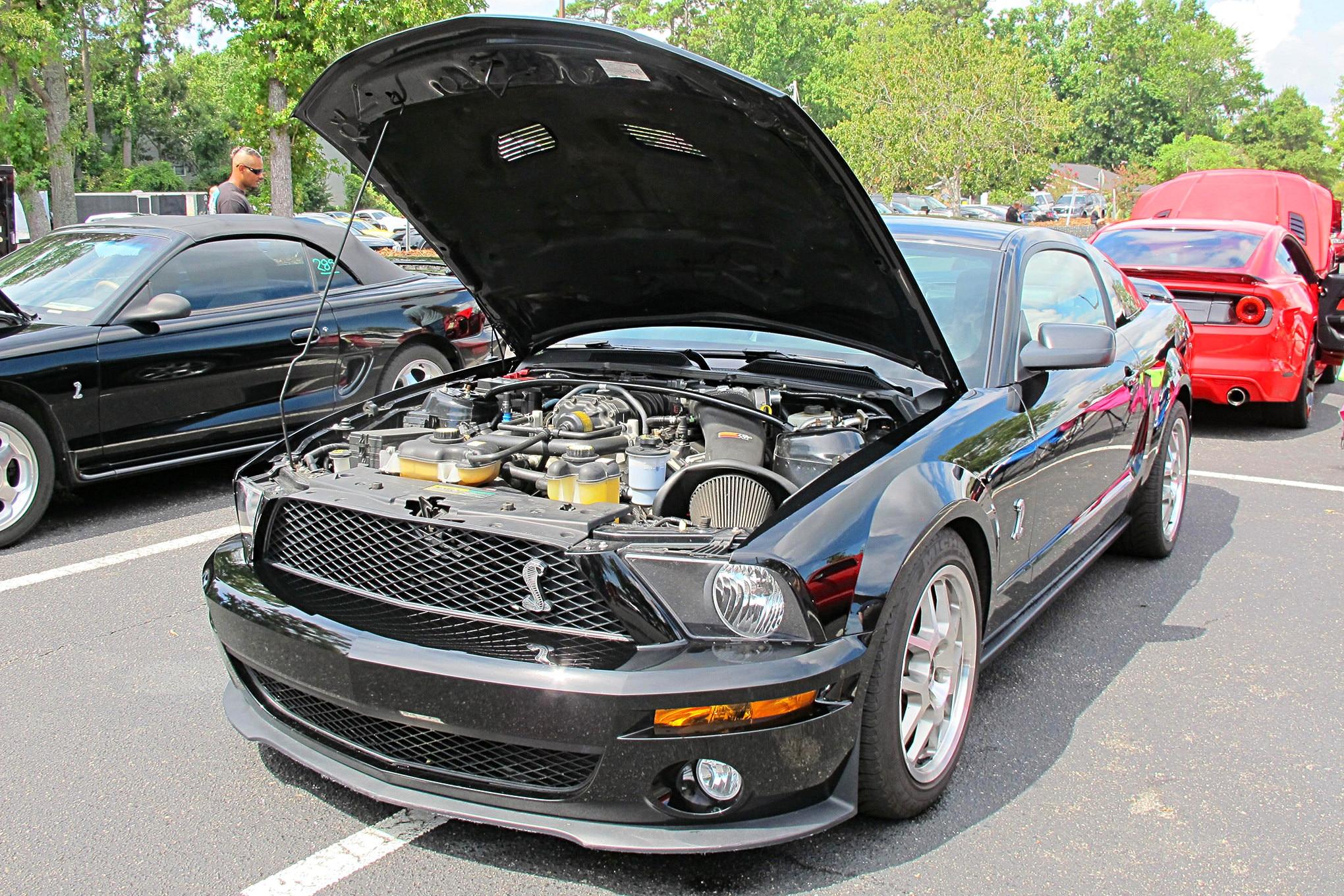 Mustang Week 2018 S197 Mustangs 68