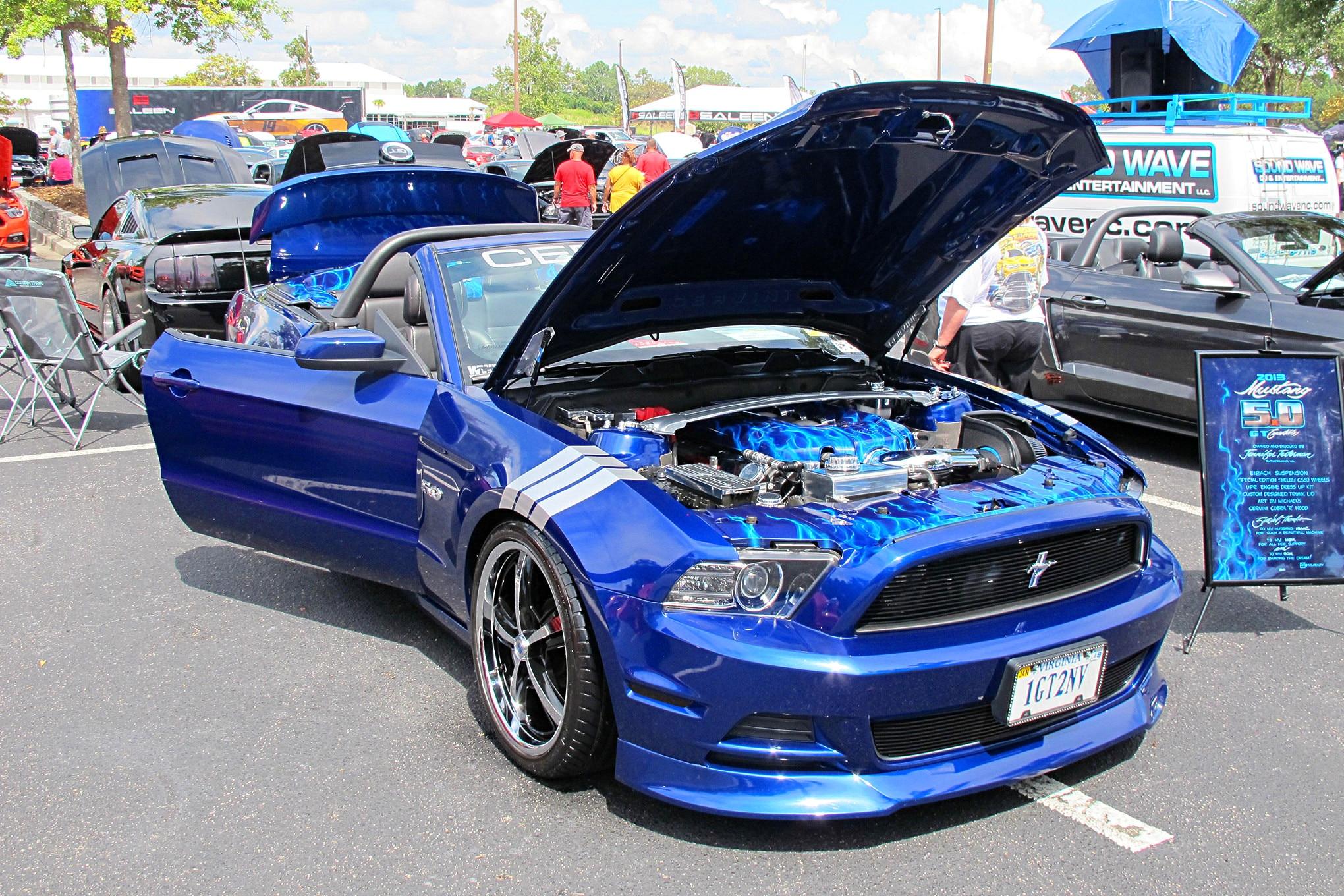 Mustang Week 2018 S197 Mustangs 65