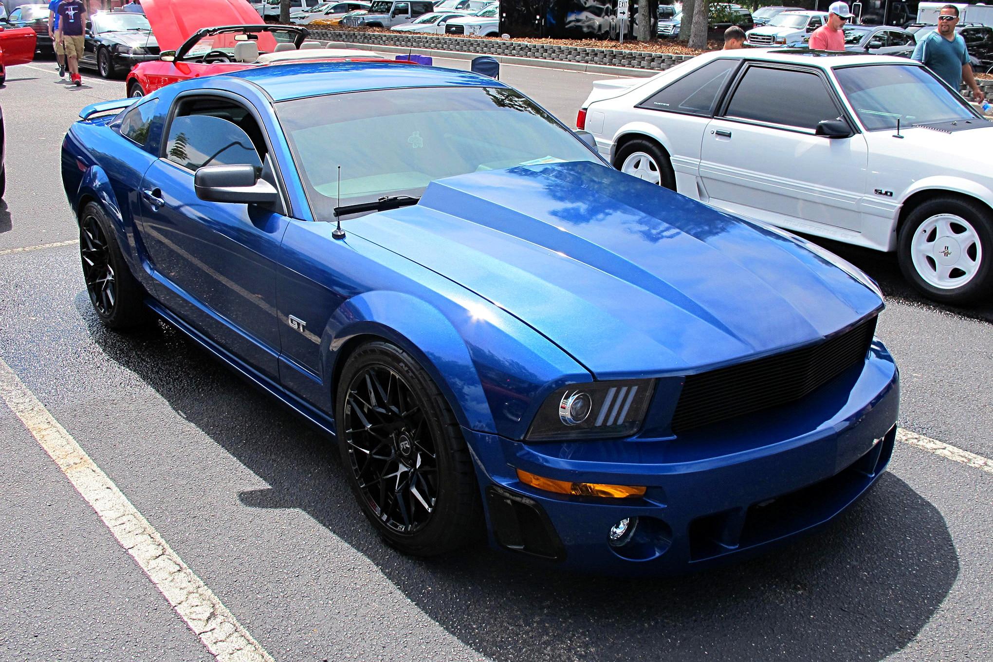 Mustang Week 2018 S197 Mustangs 47