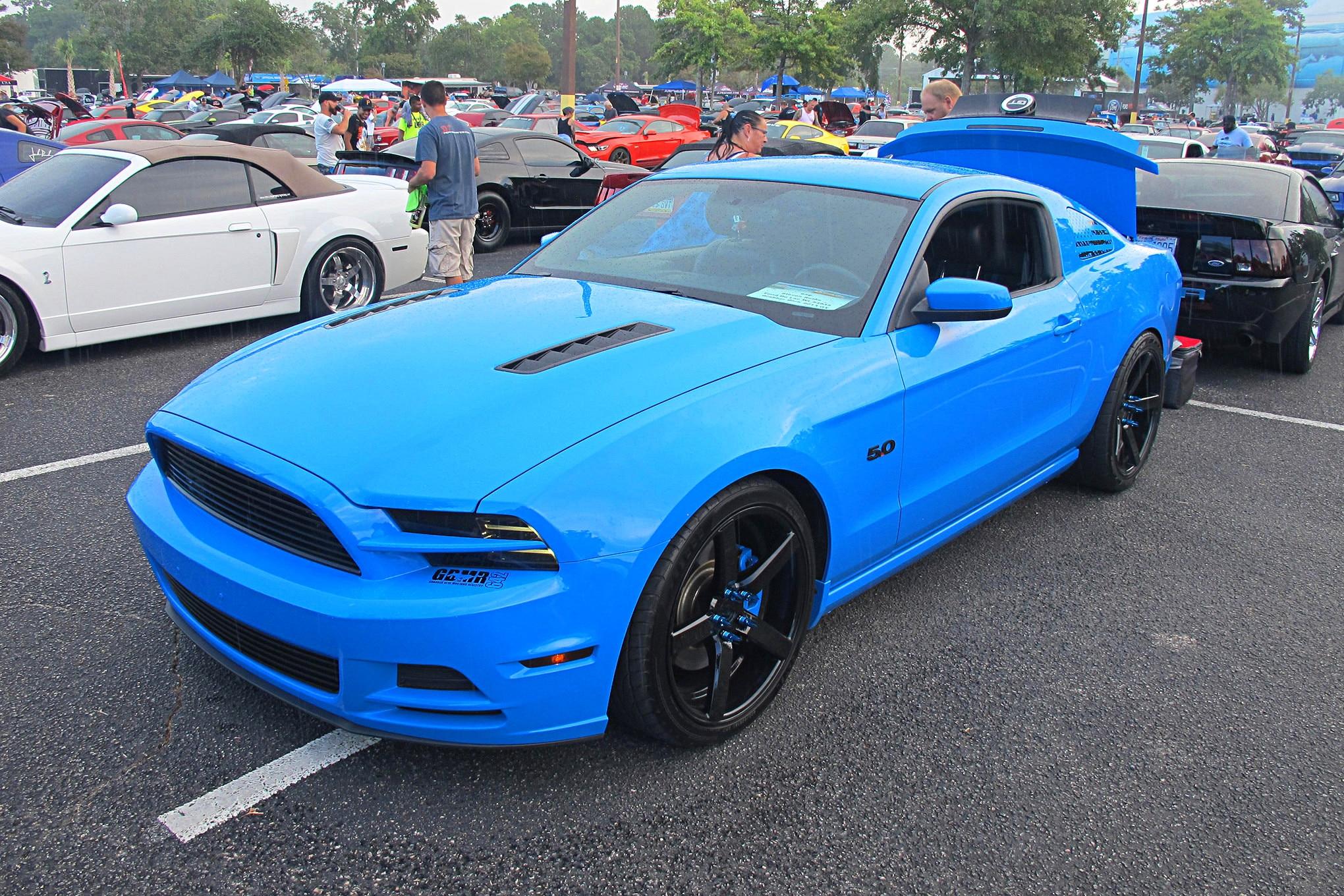 Mustang Week 2018 S197 Mustangs 24