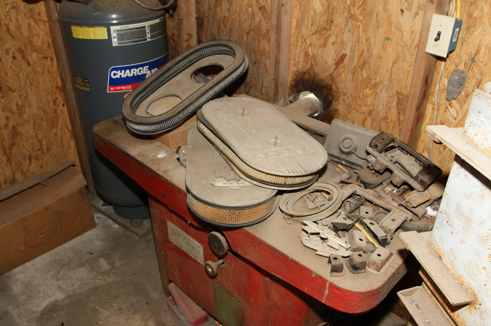 Rare Field Finds Fords Mustangs Trucks Parts 32