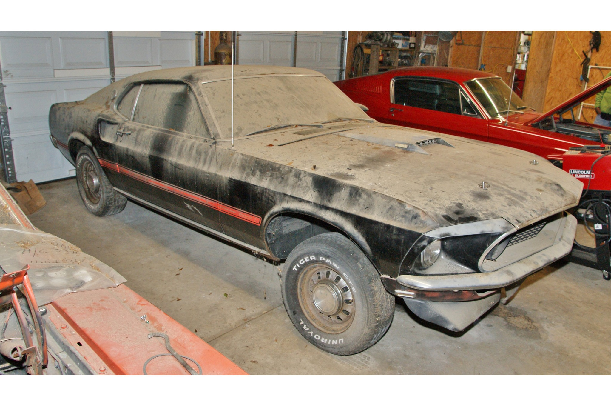Rare Field Finds Fords Mustangs Trucks Parts 14